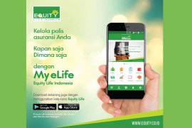 Equity Life Indonesia luncurkan My e-Life