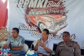 """PPMKI Bali """"Touring"""" ke Danau Buyan diikuti 440 mobil"""