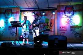 KPU Gorontalo Utara Gelar Pentas Seni Demokrasi Pemilu