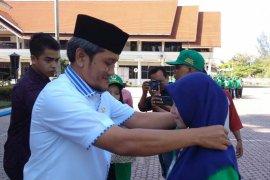 1.383 mahasiswa Unimal Aceh Utara KKN di desa terpencil