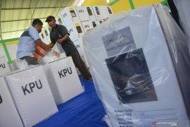 KPU Madiun utamakan distribusi logistik ke TPS rawan