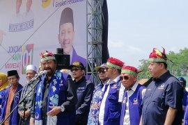 Surya Paloh tegaskan Jokowi harus terpilih lagi