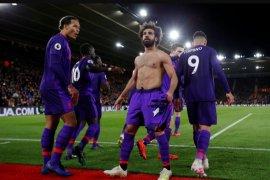Taklukkan Southampton 3-1, Liverpool kembali puncaki klasemen