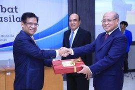 Universitas Pancasila meraih Akreditasi A
