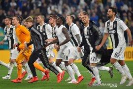 Klasemen Liga Italia, Juventus juara pekan ini jika Napoli kalah
