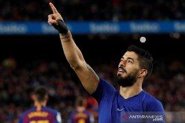 Bola Liga Spanyol, Barcelona unggul 11 poin di puncak klasemen