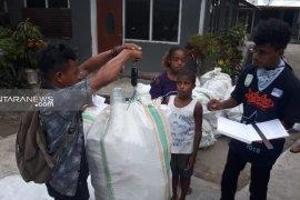 Bank Sampah Pramuka Unipa Manokwari serap sampah plastik dari warga