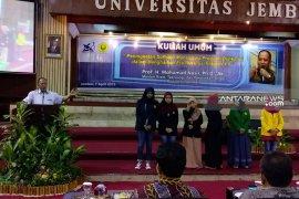 """Kuliah umum di Unej, Menristekdikti bekali mahasiswa Bidikmisi dengan """"PKB"""""""
