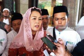 Yenny Wahid: kiai kampung kawal proses pemilu di TPS