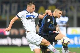 Inter dan Atalanta berbagi satu poin