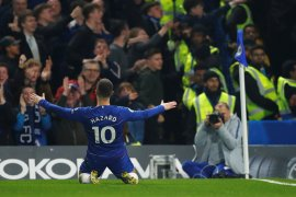 Kemenangan 2-0 atas West Ham antarkan Chelsea naik ke peringkat tiga klasemen