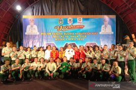 Bupati  minta mahasiswa Polbangtan majukan pertanian Nias