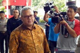 Ketua KPU Arief Budiman datangi KPK diskusi LHKPN