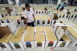Kekurangan surat suara DPRK Sabang telah tiba