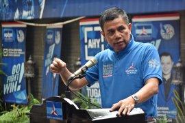 Demokrat bantah ada keretakan di koalisi Prabowo-Sandi
