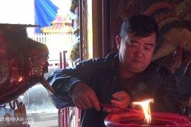Etnis Tionghoa Sukabumi salurkan hak pilihnya