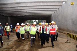 Kementerian PUPR bangun terowongan terpanjang di bawah Bandara NYIA