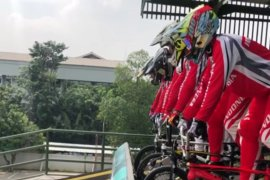 Profil pebalap timnas BMX untuk kejuaraan Asia