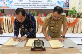 Pemkot Binjai-Kejaksaan MoU pengawasan dana kelurahan