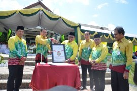 Lapsus - Capaian Misi Pembangunan Kabupaten Balangan