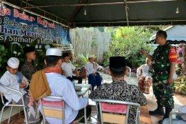 TNI ajak masyarakat Tapsel hindari hoak