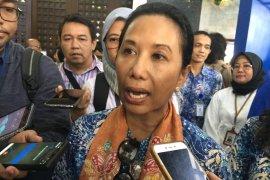 Menteri Rini bantah perayaan meriah HUT BUMN kampanye terselubung
