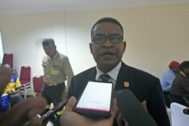 KONI Papua persiapan pusat latihan PON 2020