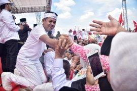 TKD targetkan  Jokowi-Ma'ruf menang di Karawang dan Jabar