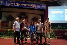 Kemenkeu kenalkan pokok-pokok APBN kepada 400 mahasiswa Bali