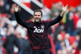MU sodorkan kontrak baru buat Juan Mata