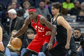 Toronto Raptors finis kedua terbaik Wilayah Timur