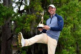 Rory McIlroy berjuang lengkapi karir grand slam di Augusta
