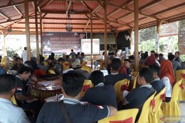 Bawaslu Bangka Barat sosialisasikan aplikasi Siwaslu