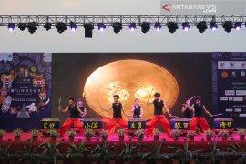 Mahasiswa/Pelajar Indonesia dari 13 negara bertemu di China