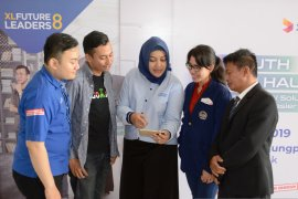 XL Axiata gelar Youth Town Hall di Untan Pontianak
