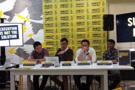 Sebanyak 48 narapidana di Indonesia divonis mati selama setahun