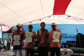 Kementerian ATR/BPN fokuskan pembuatan sertifikat tanah nelayan