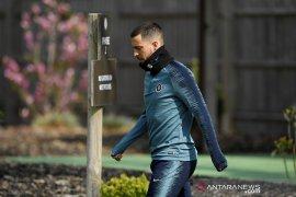 Hazard belum pasti dimainkan saat Chelsea dijamu Slavia Praha