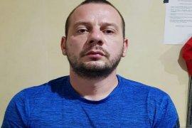 Ditreskrimum Polda Bali tangkap tiga WNA Bulgaria kasus pencurian data nasabah