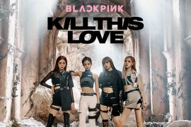 """Kill This Love"" BLACKPINK rajai tangga lagu K-pop"