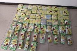 BNN ungkap peredaran narkoba jaringan Malaysia - Indonesia