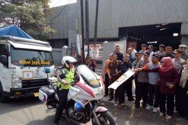 Logistik Pemilu dikirim ke pelosok Kabupaten Garut