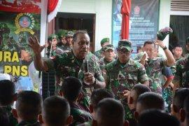 Pangdam XII/Tanjungpura kunjungi Kodim 1203/Ketapang