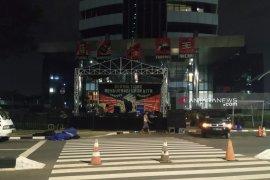 Wadah Pengawai KPK gelar konser musik #2TAHUNNOVEL