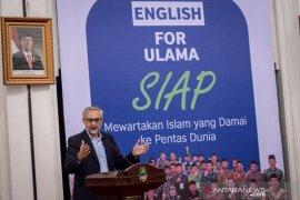 30 ulama Jabar lolos Program English for Ulama