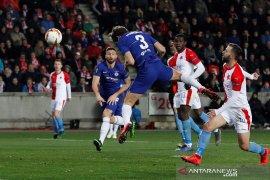 Chelsea menang di kandang Slavia Praha