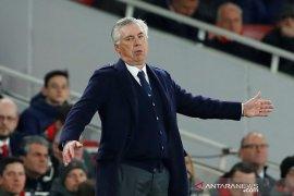 Kalah dari Arsenal, Ancelotti marah lihat penampilan timnya