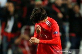Joao Felix bawa Benfica taklukkan Frankfurt