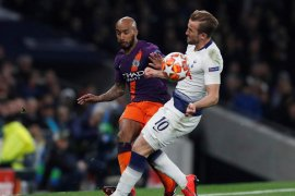 Tottenham Hotspur:  Harry Kane cedera serius
