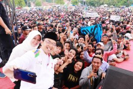 Relawan TKN yakini milenial pilih Jokowi-Amin